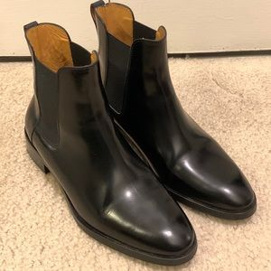 COS Leather Chelsea Boots size 7 (37). NWOT